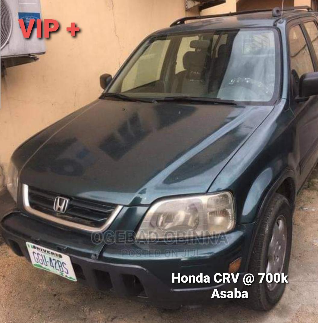 Honda CRV @ 700k