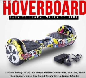 Different Hoverboard Available 130K