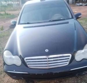 Mercedes Benz C240 @ 1.4M