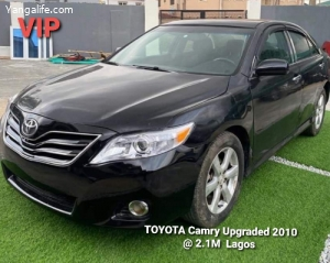 TOYOTA Camry Upgraded 2010 Model @ 2.1M